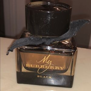 My Burberry Black For women